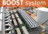 BOOST system Modular Plants