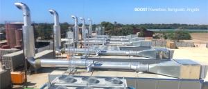 Centrale Électrique de Benguela, Angola