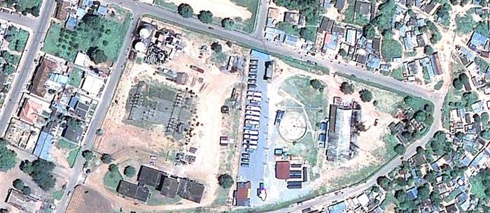 Huambo Thermal Power Plant, Angola