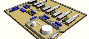 Centrale électrique du Dundo, Angola