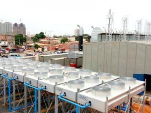 Central Elétrica de Quarteis, Luanda, Angola